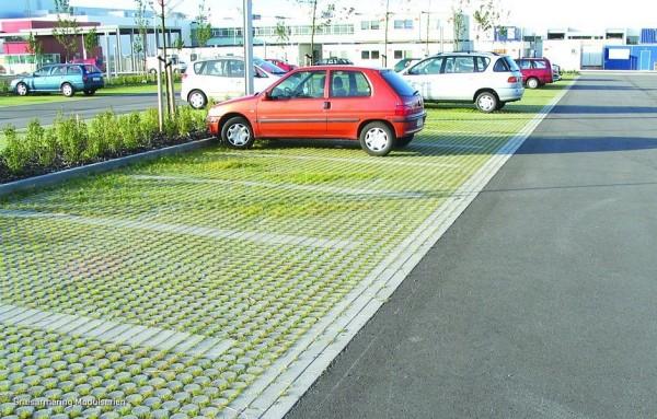 экологичный тротуар