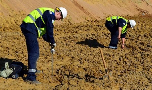 анализ грунта под постройку