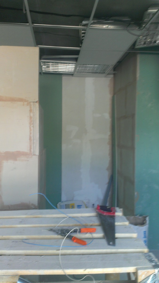 Модернизация помещения под салон красоты от 10 000 р./ м2