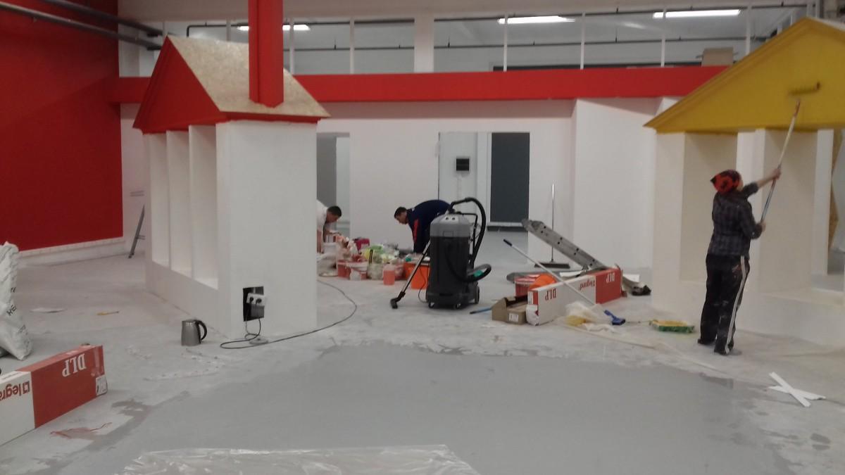 Уборка после строительных работ от 60 руб м2