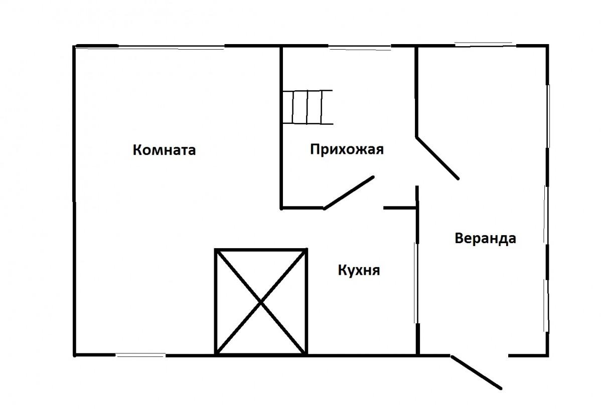 "Сад ""Водник"", Широкая речка, 900 000 руб (Екатеринбург)"