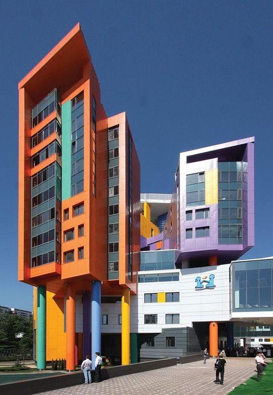 Строительство детских больниц и поликлиник от 50 000 р./м2