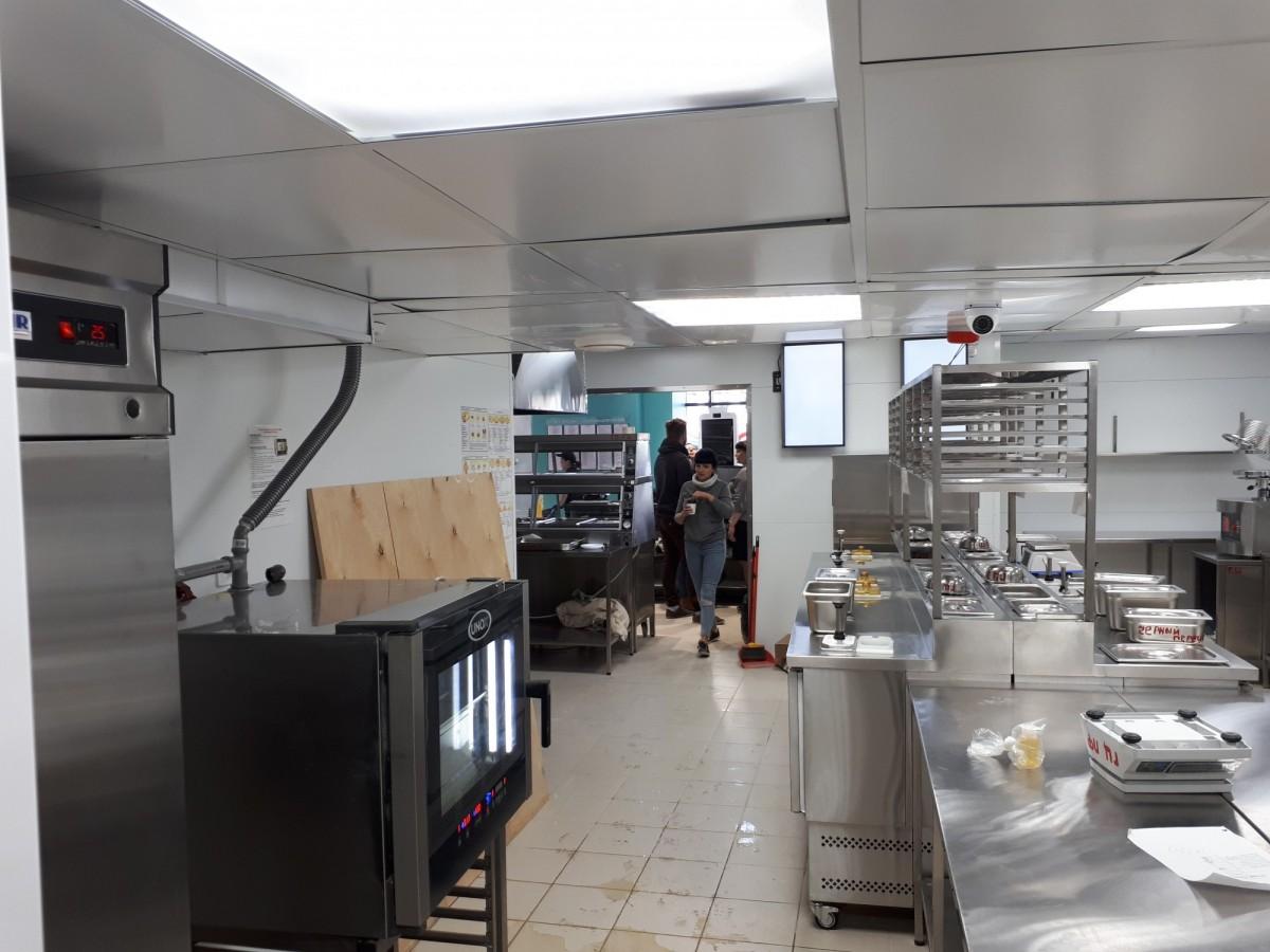 р.н PIZZA MIA по ул.8 Марта, капитальный ремонт от 10 000 под ключ