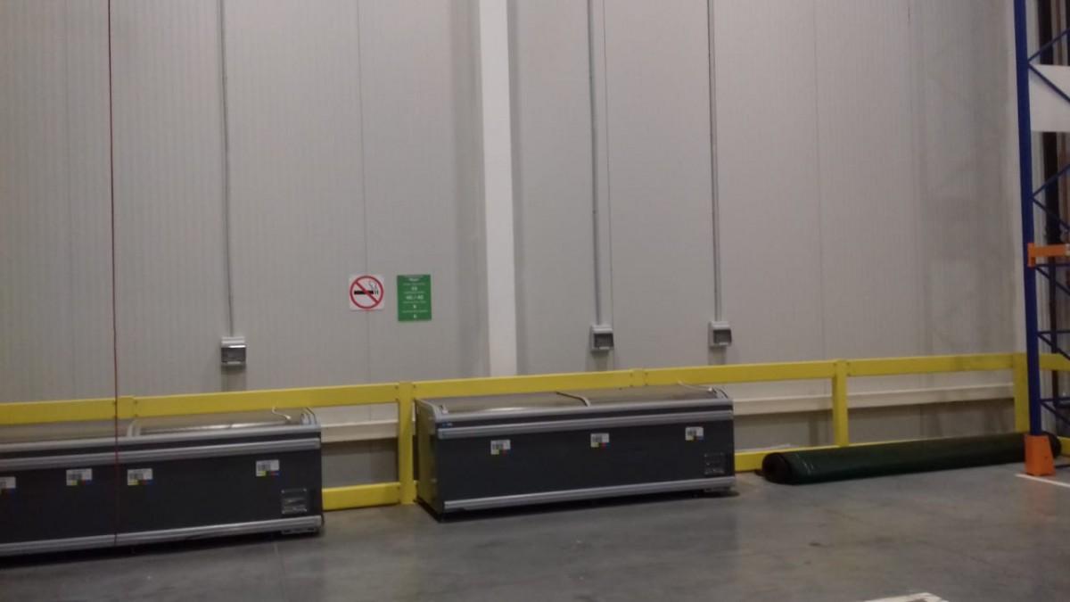 Модернизация холодильных камер