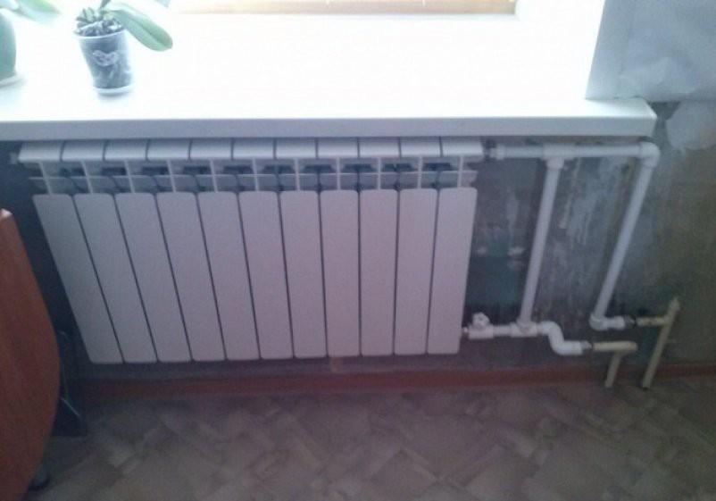 Монтаж системы теплоснабжения загородного дома от 180 р./ м.п.