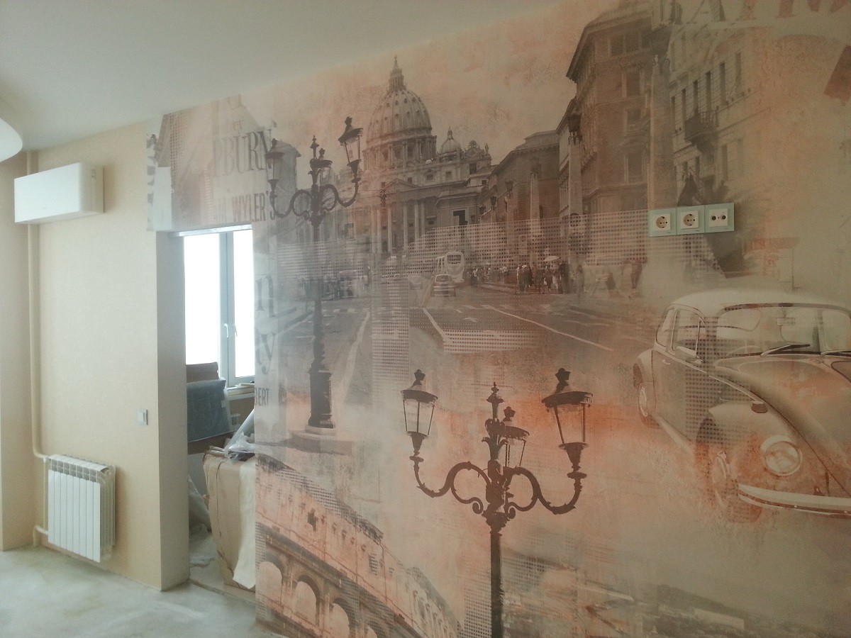 Внутренняя отделка квартиры по ул. Жукова от 10 000 р./ м2 под ключ