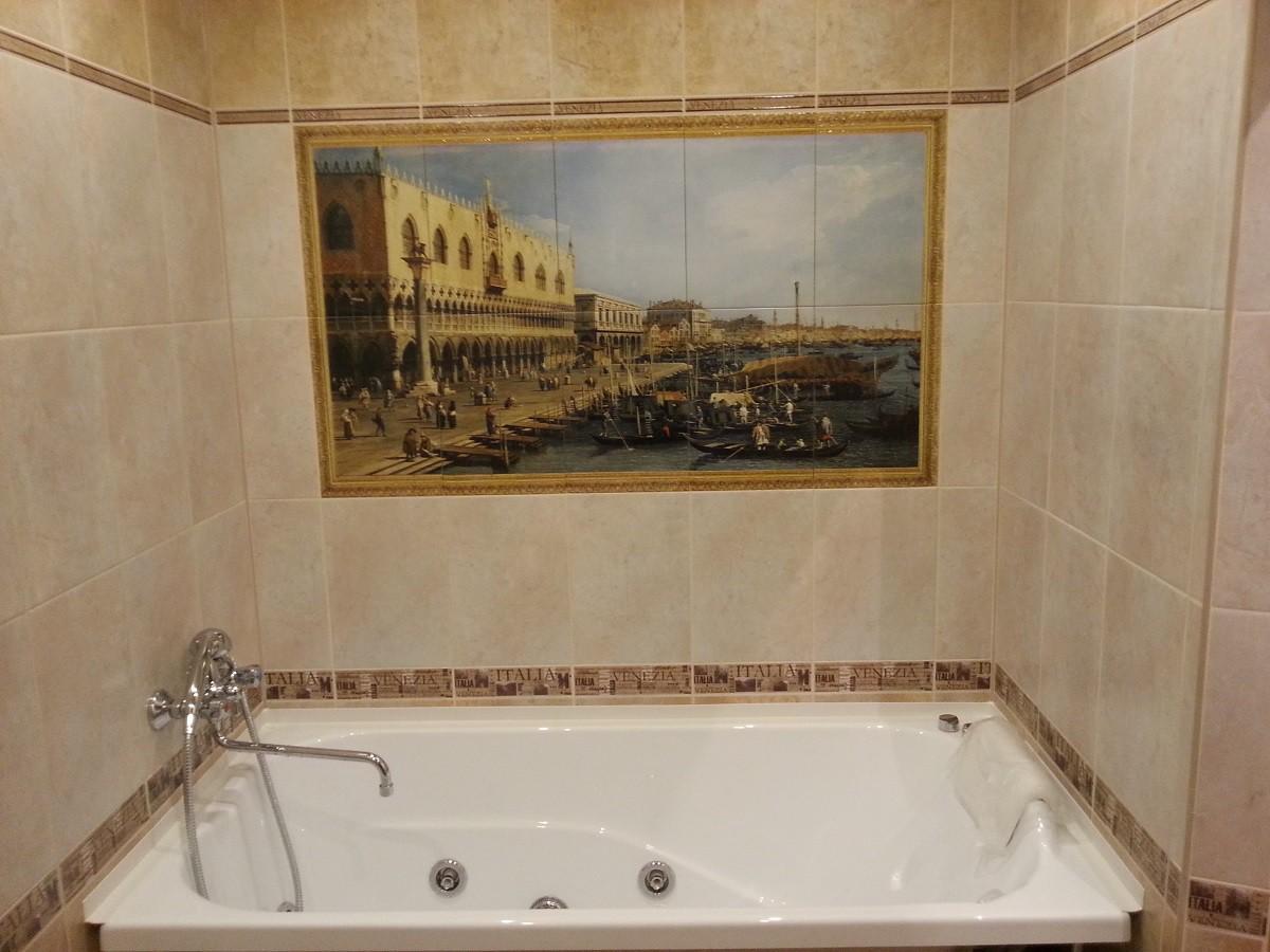 Отделка ванной комнаты в квартире по ул. Совхозной от 15 000 р./ м2 под ключ