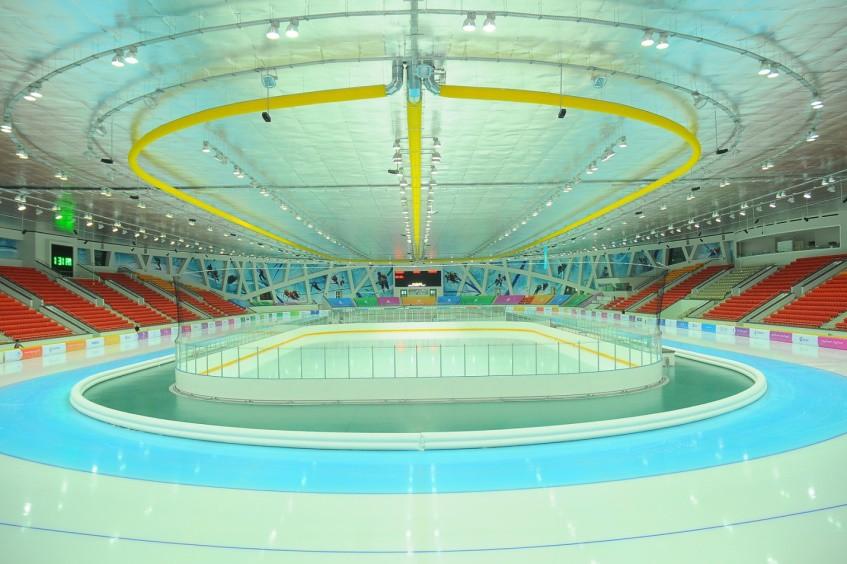Строительство ледовой арены от 46000 р./ м2 под ключ