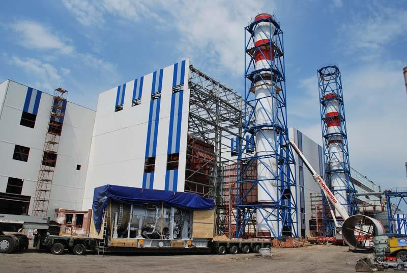 Строительство нефтехимических предприятий от 70 000 р./ м2
