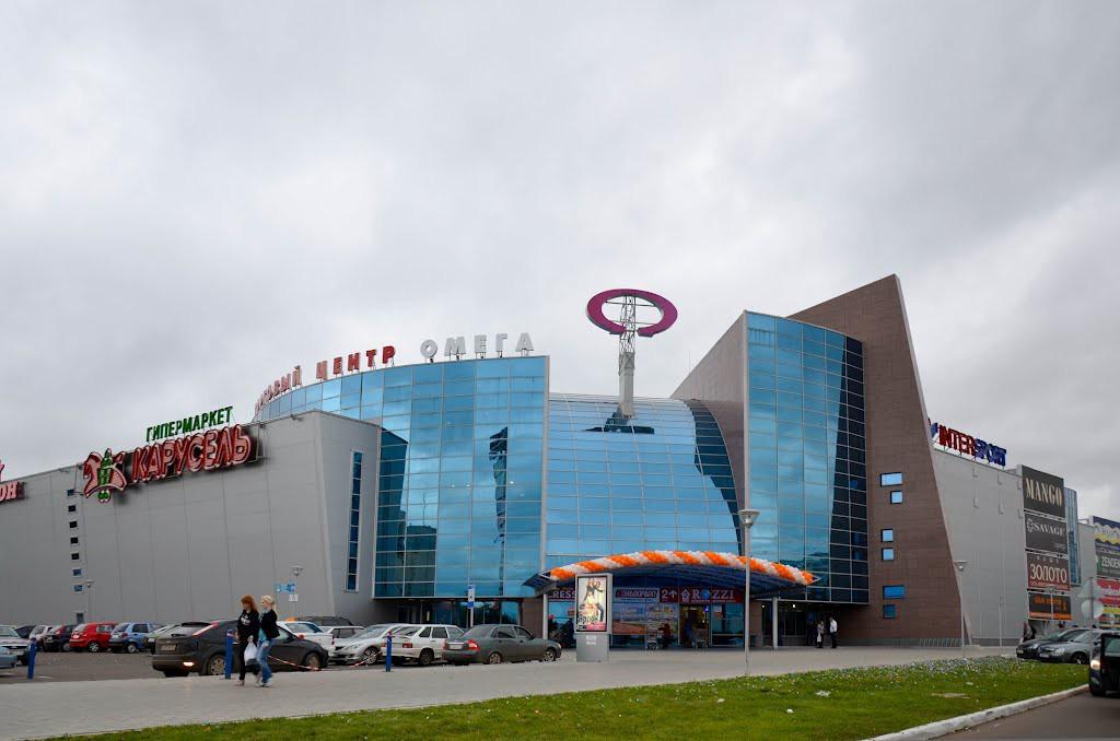 Строительство торгово-развлекательных центров от 62 000 р./ м2 под ключ