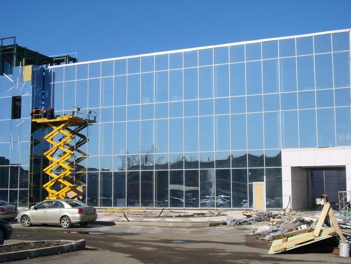 Строительство торговых центров от 52 000 р./ м2 под ключ