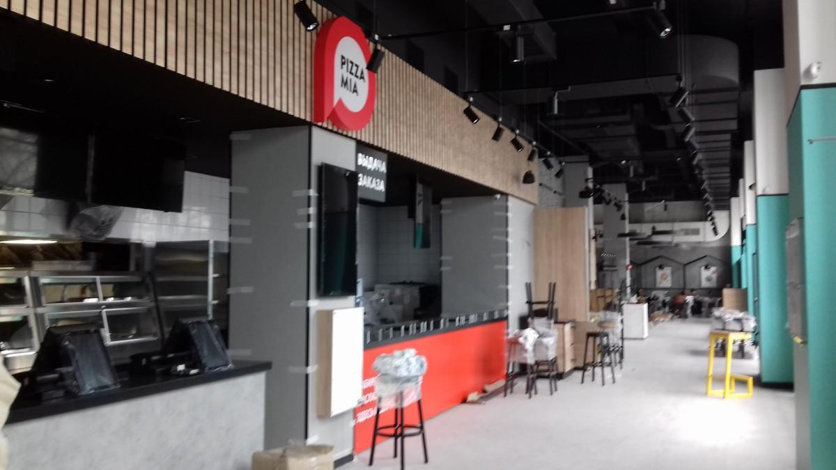 Реконструкция ресторана  от 12 000 р./ м2 под ключ