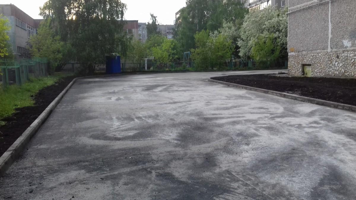 Устройство асвальтного покрытия от 5 000 руб м2
