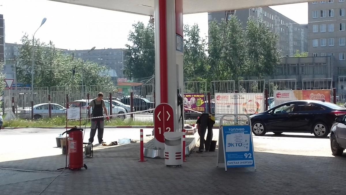 Ремонт автозаправочных станций от 6 000 руб м2